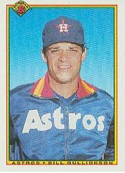 1990 Bowman #65 Bill Gullickson