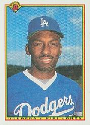1990 Bowman #86 Kiki Jones RC