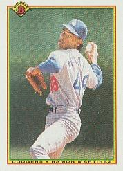 1990 Bowman #88 Ramon Martinez