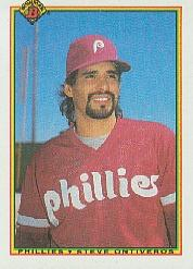 1990 Bowman #145 Steve Ontiveros