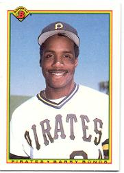 1990 Bowman #181 Barry Bonds