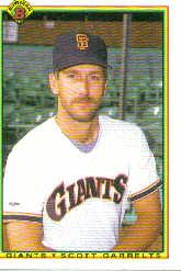 1990 Bowman #228 Scott Garrelts