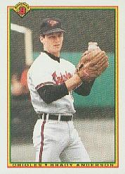 1990 Bowman #258 Brady Anderson