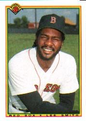 1990 Bowman #263 Lee Smith