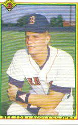 1990 Bowman #277 Scott Cooper RC