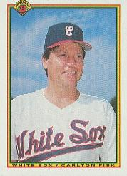 1990 Bowman #314 Carlton Fisk