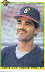 1990 Bowman #315 Ozzie Guillen
