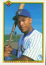 1990 Bowman #391 Gary Sheffield