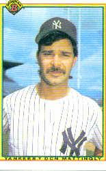 1990 Bowman #443 Don Mattingly