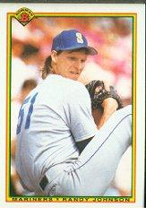 1990 Bowman #468 Randy Johnson
