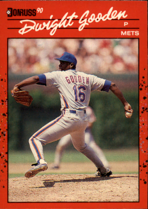1990 Donruss #171 Dwight Gooden