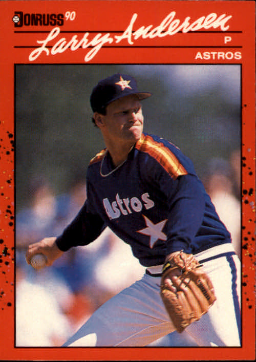 1990 Donruss #359 Larry Andersen