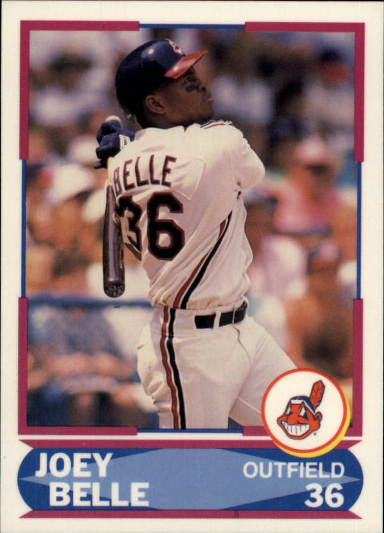 1990 Score Young Superstars I #3 Albert Belle