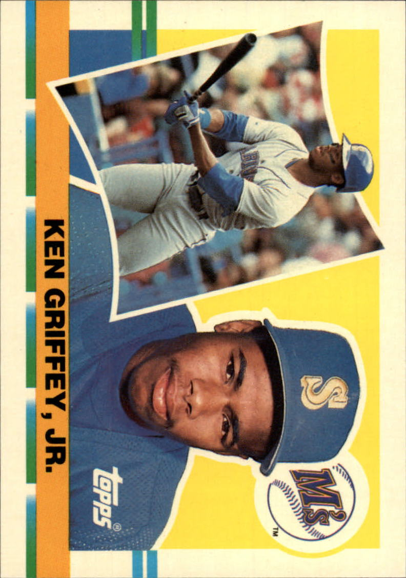 1990 Topps Big #250 Ken Griffey Jr.