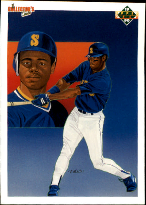 1990 Upper Deck #24 Ken Griffey Jr. TC