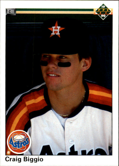 1990 Upper Deck #104 Craig Biggio