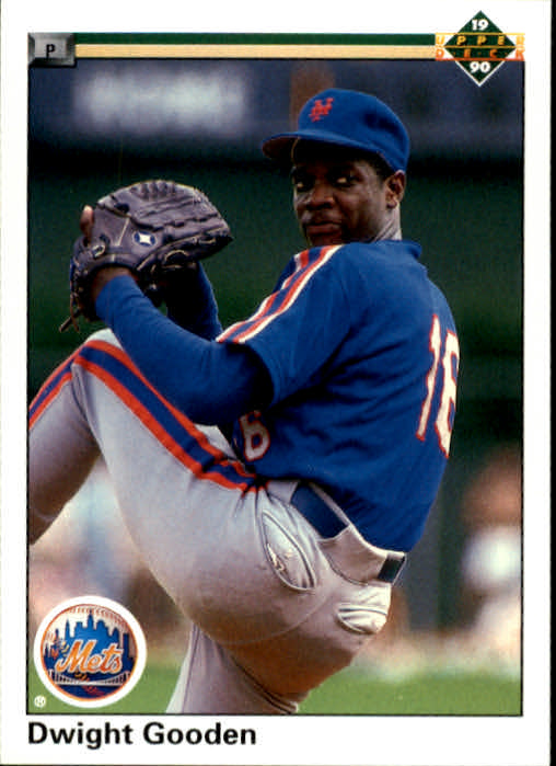 1990 Upper Deck #114 Dwight Gooden