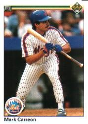 1990 Upper Deck #135 Mark Carreon