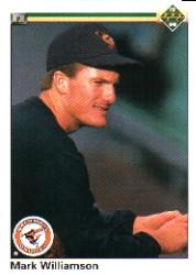 1990 Upper Deck #173 Mark Williamson