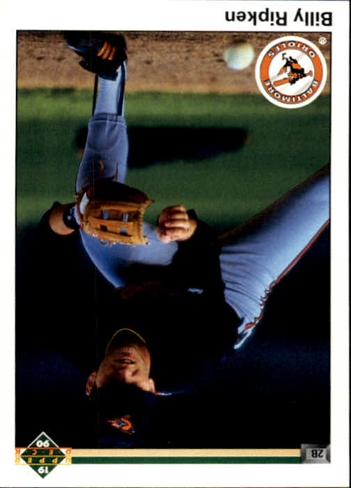 1990 Upper Deck #184 Bill Ripken