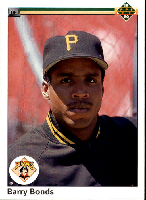 1990 Upper Deck #227 Barry Bonds