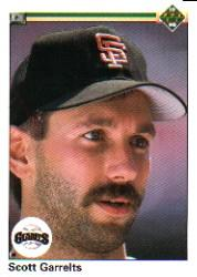 1990 Upper Deck #478B Scott Garrelts COR