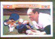 1991 Upper Deck Comic Ball Promos #3 The National 7/6/91/Nolan Ryan and/Speedy Gonzal