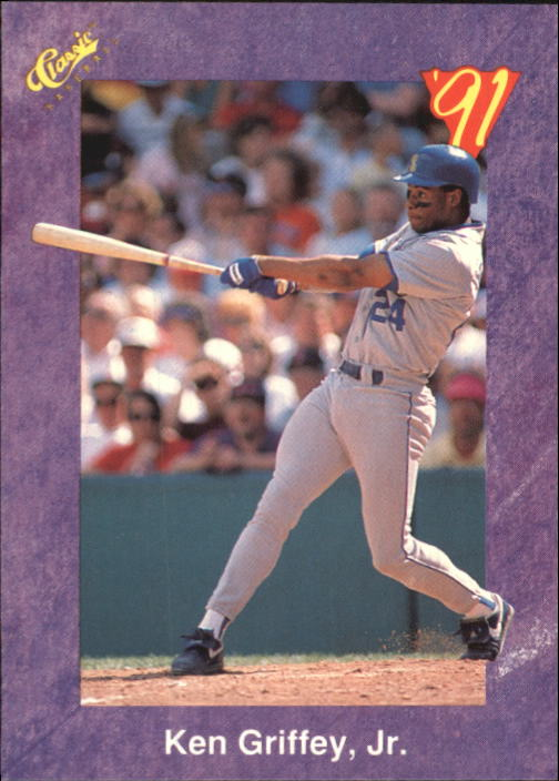 1991 Classic Game #120 Ken Griffey Jr.