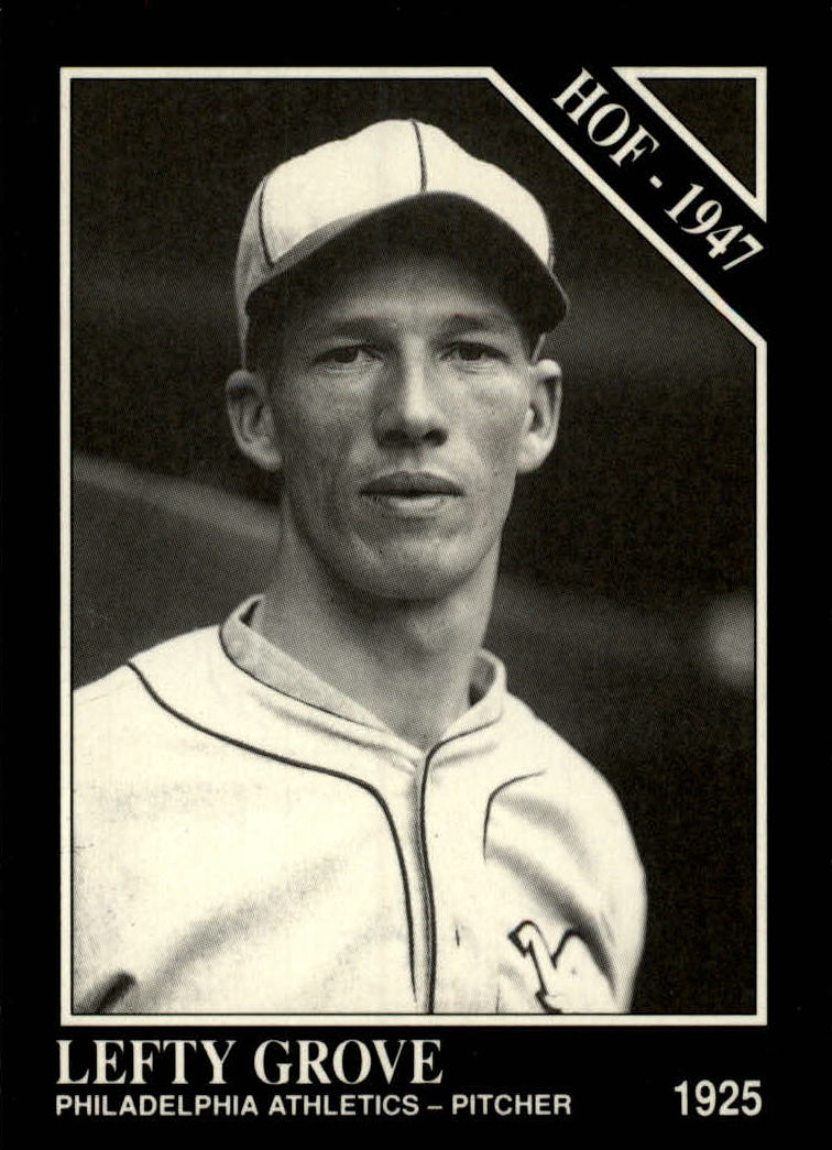 1991 Conlon TSN #23 Lefty Grove HOF