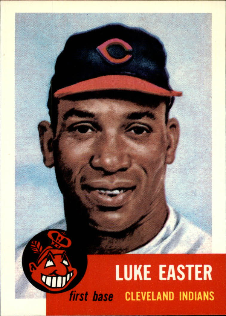 1991 Topps Archives 1953 #2 Luke Easter
