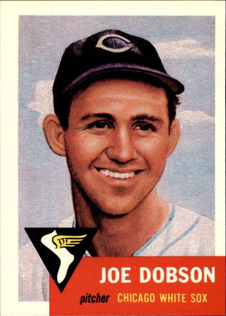 1991 Topps Archives 1953 #5 Joe Dobson front image