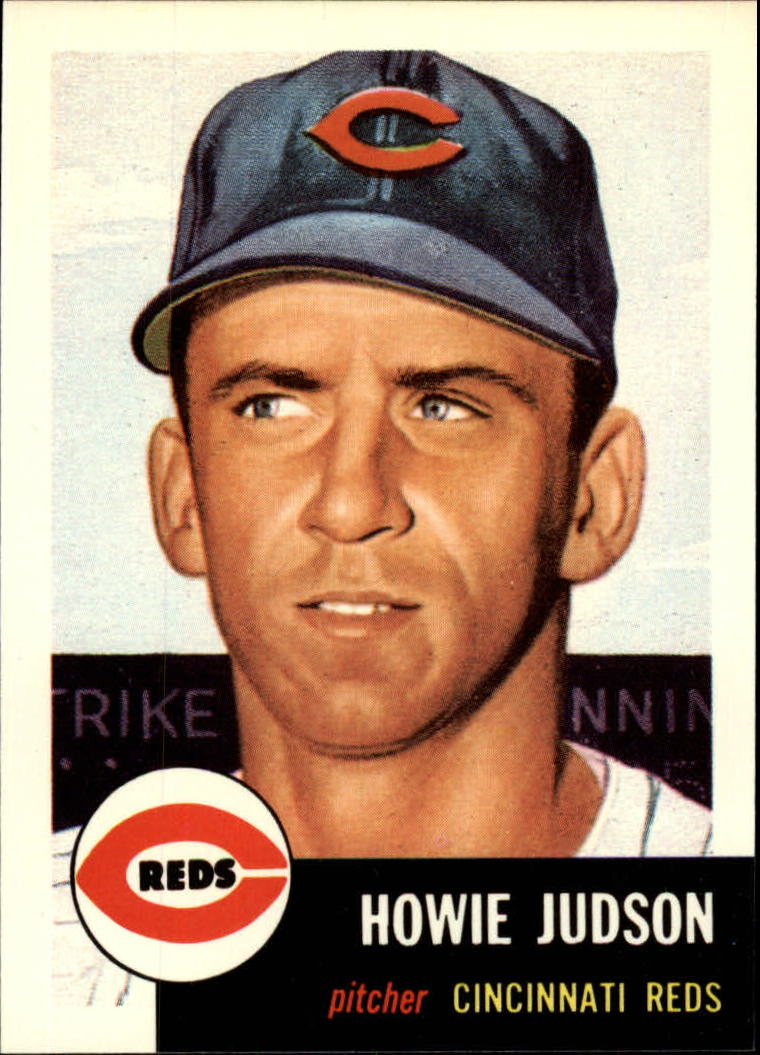 1991 Topps Archives 1953 #12 Howie Judson