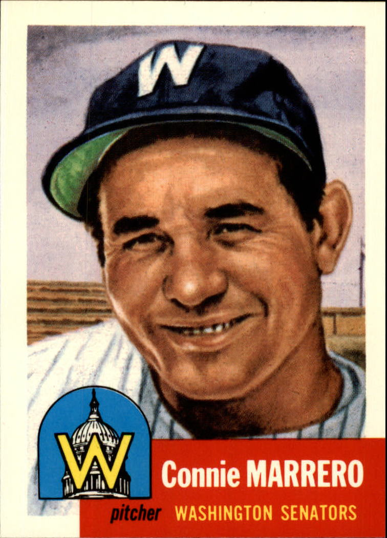 1991 Topps Archives 1953 #13 Conrado Marrero