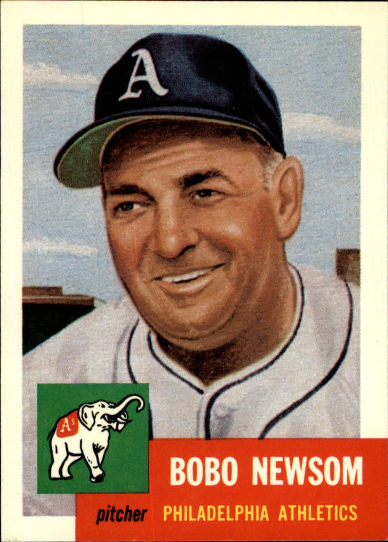 1991 Topps Archives 1953 #15 Bobo Newsom
