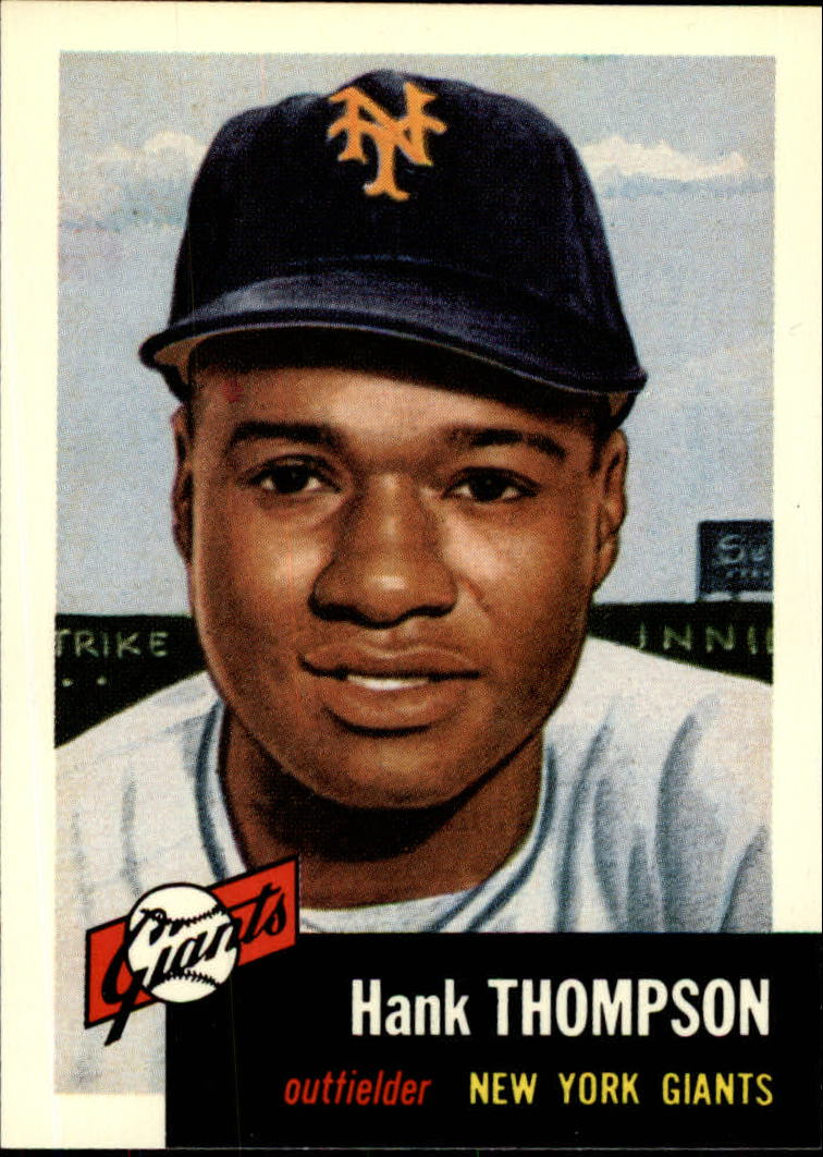 1991 Topps Archives 1953 #20 Hank Thompson