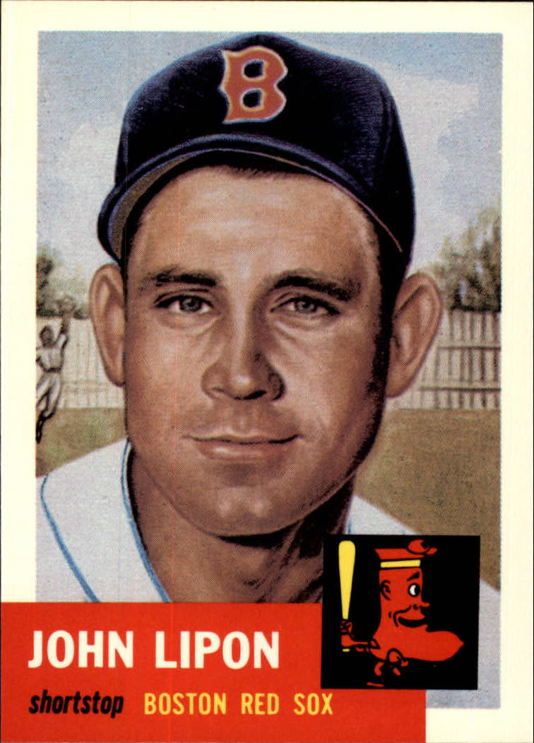 1991 Topps Archives 1953 #40 John Lipon