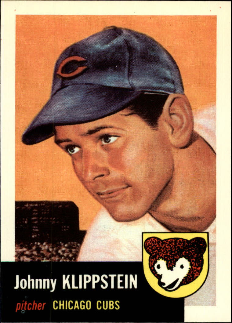 1991 Topps Archives 1953 #46 Johnny Klippstein