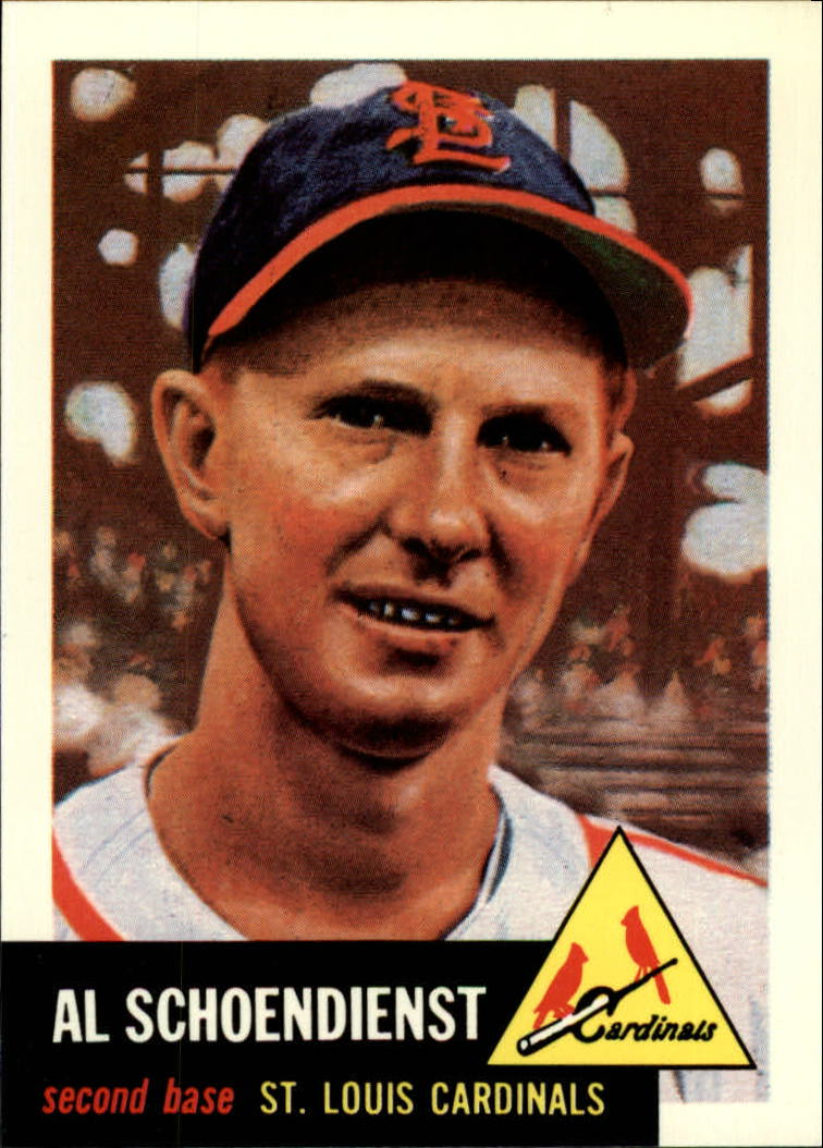 1991 Topps Archives 1953 #78 Red Schoendienst