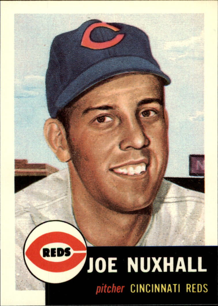 1991 Topps Archives 1953 #105 Joe Nuxhall