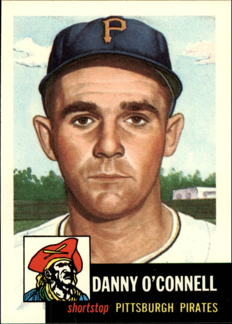 1991 Topps Archives 1953 #107 Danny O'Connell