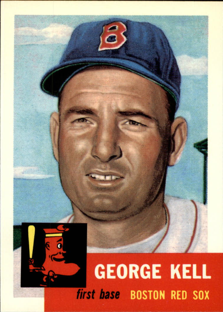 1991 Topps Archives 1953 #138 George Kell