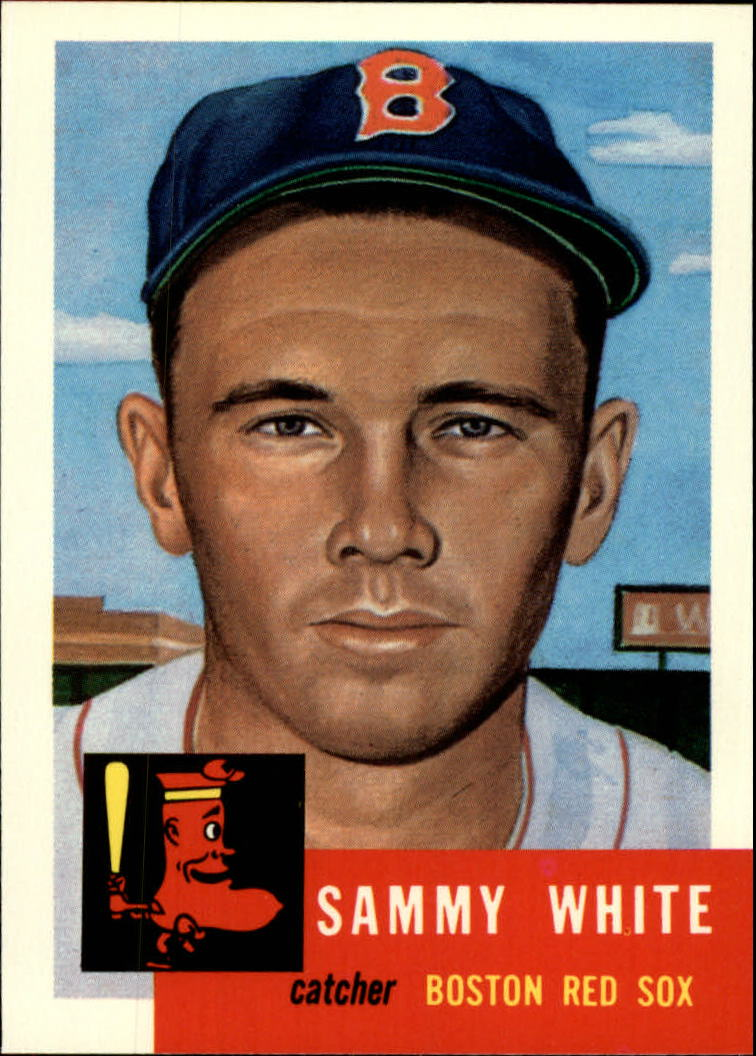 1991 Topps Archives 1953 #139 Sammy White