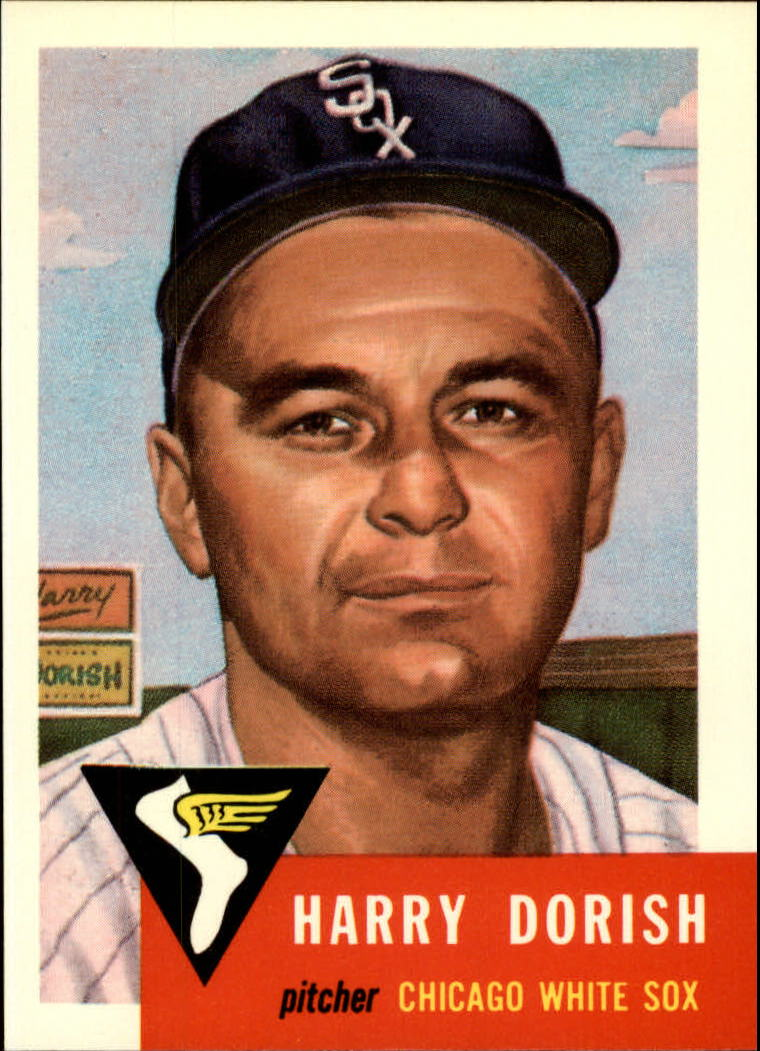 1991 Topps Archives 1953 #145 Harry Dorish