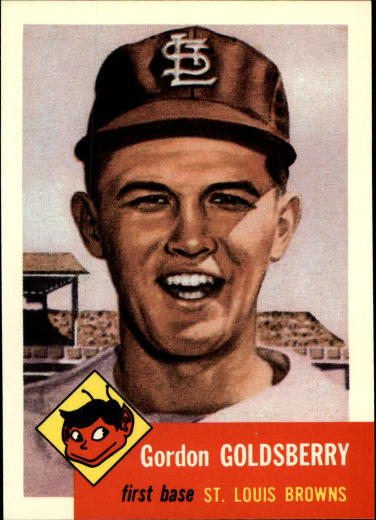 1991 Topps Archives 1953 #200 Gordon Goldsberry