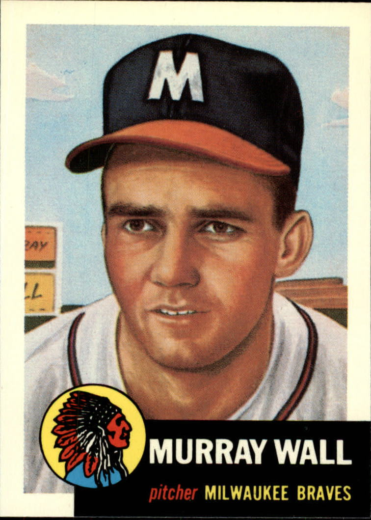 1991 Topps Archives 1953 #217 Murray Wall