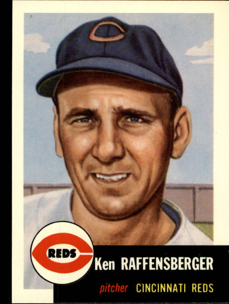 1991 Topps Archives 1953 #276 Ken Raffensberger