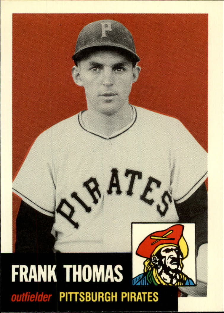 1991 Topps Archives 1953 #283 Frank Thomas