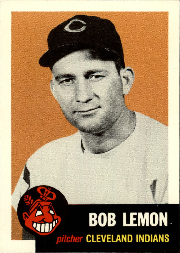 1991 Topps Archives 1953 #284 Bob Lemon front image