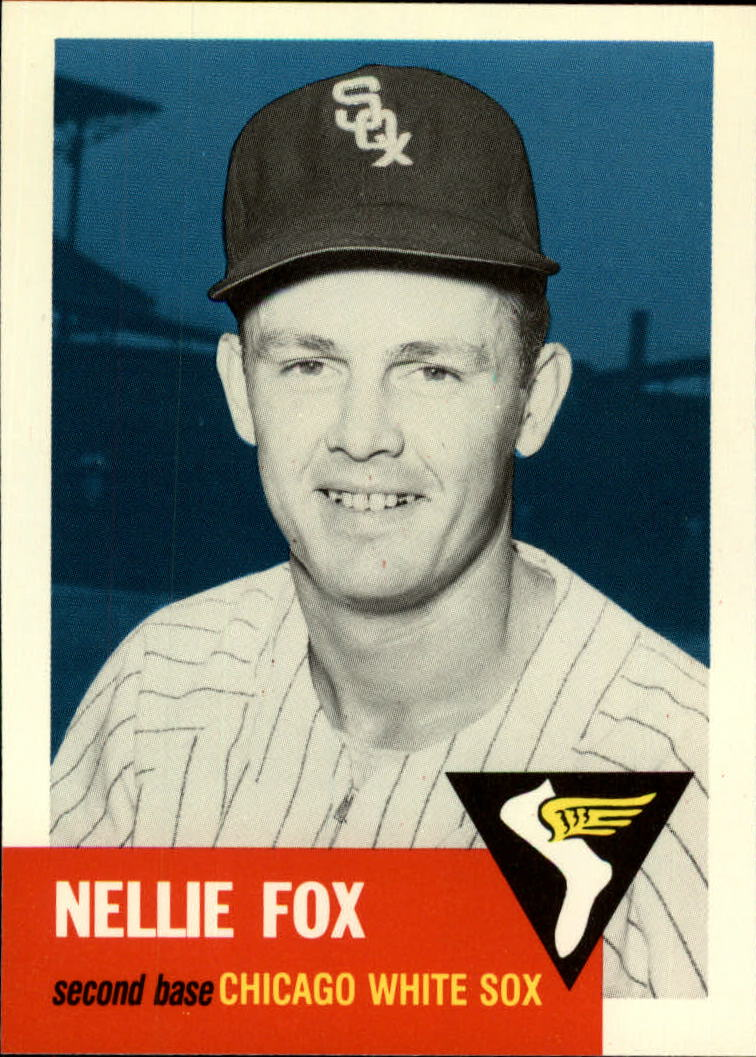 1991 Topps Archives 1953 #331 Nellie Fox