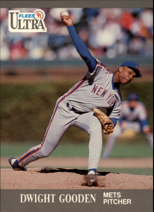 1991 Ultra #218 Dwight Gooden